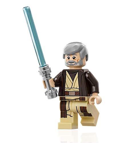Obi Wan Kenobi Lego Minifigure Star Wars Loose From 75052 Mos Eisley Cantina