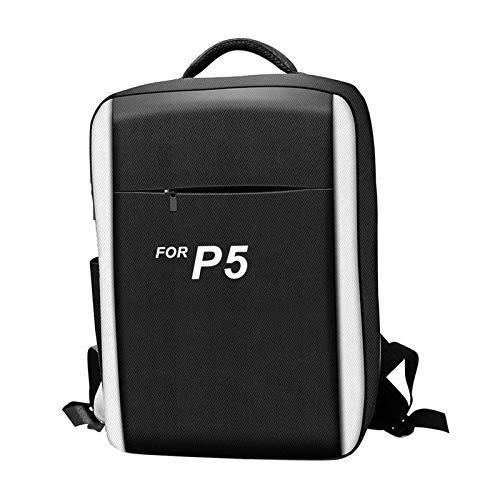 B Blesiya Fall für Ps5 Tasche Reisetasche Reise Koffer Reise Tragen Rucksack Spiel Konsole Zubehör