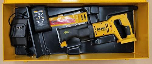 REMS Akku-Cat 22V ANC VE Nr. 560052 Universal Säbelsäge Reciprosäge Säge Koffer