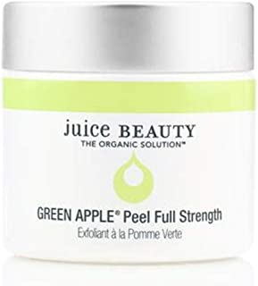 Best Juice Beauty Green Apple Face Peel Full Strength Exfoliating Mask with Malic Acid, 2 Fl Oz Review
