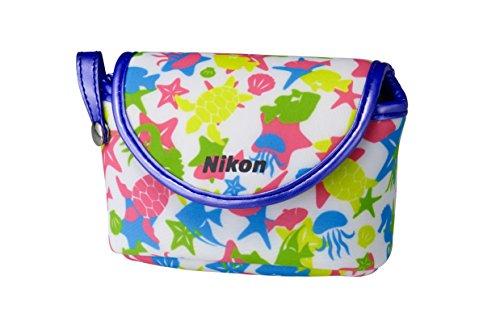 Nikon ソフトケース CS-NH58 MR マリン (COOLPIX W100・S33用)