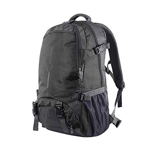 Luyshts Outdoor Backpack Mountaineering Bag Riding Shoulder Sports Backpack 45L Travel Light Backpack Hiking Leisure
