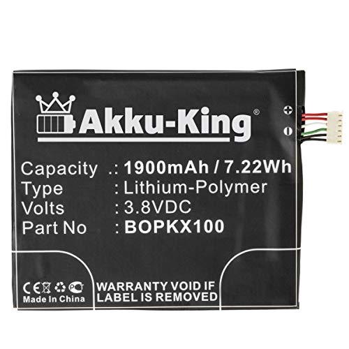 Akku-King Akku kompatibel mit HTC BOPKX100 - Li-Polymer 1900mAh - für Desire 626, 626d, 626g, 626g+ Dual SIM, 626n, 626s, 626t, 626w, A22, A32, D626d, D626g