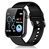 Smart Watch for Women Men, Fitness Trackers Touch Screen Smartwatch for Android iOS