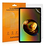 kwmobile 2X Folie kompatibel mit Samsung Galaxy Tab A7 10.4 (2020) - Full Screen Tablet Schutzfolie entspiegelt