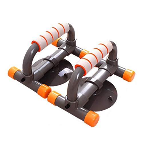 Liegestütze 1 Paar Grau Hohe Fitness Bodybuilding Ausrüstung Saugfuß Brust Bar Push Up Steht Mit Saug Verbessern Sie die Brust, Schultern, Trizeps und K