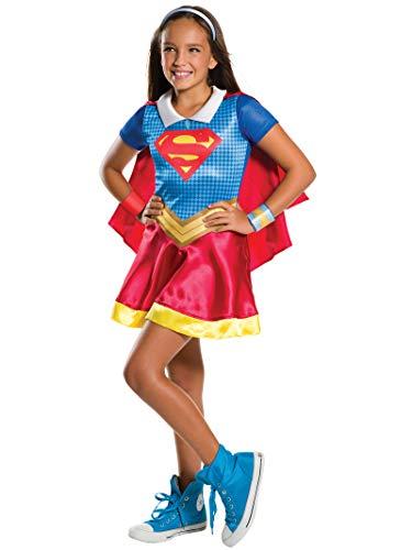 Super DC Heroes Wonder Woman Childs Costume 882312-M