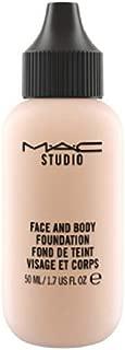 Mac Mac Studio Face And Body Foundation N1 50 ml - 1 Unidad