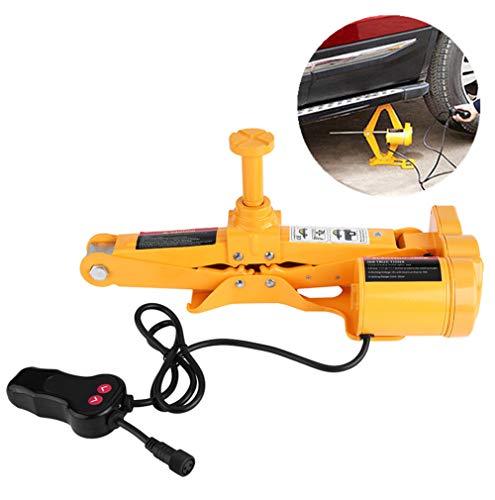 Cocoarm elektrische krik, automatische jack-bandenwissel, schaarkrik, 17-42 cm, 12 V/3 T