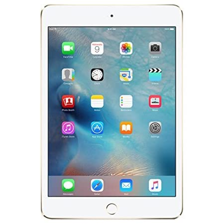 Apple iPad Mini 4 16GB Wi-Fi - Oro (Reacondicionado)