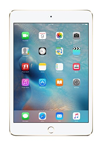 Apple iPad Mini 4 16GB Wi-Fi - Gold (Refurbished)