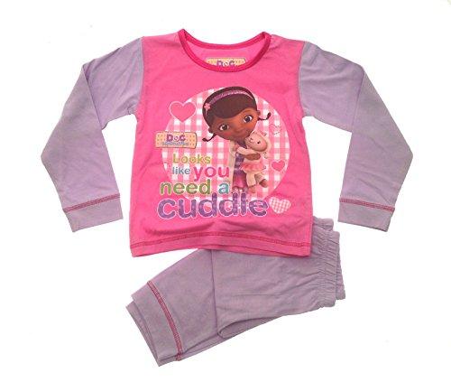 Doc McStuffinsMädchen Schlafanzug Mehrfarbig Mehrfarbig