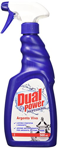 Dual Power Argento Vivo Spray, 500ml