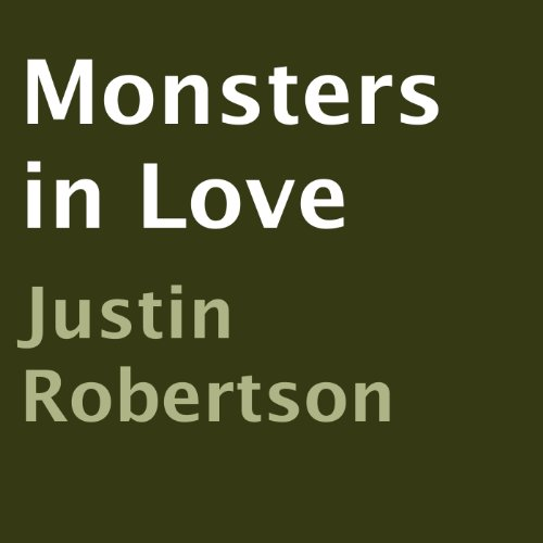Monsters in Love audiobook cover art