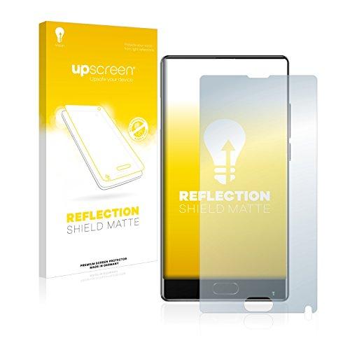 upscreen Entspiegelungs-Schutzfolie kompatibel mit Bluboo S1 – Anti-Reflex Bildschirmschutz-Folie Matt