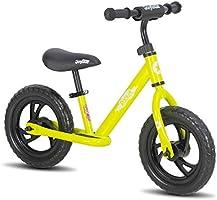 JOYSTAR 12/14 Inch Lightweight Kids Balance Bike for 2 3 4 5 6 Years Old Toddlers, Kids Push Bikes, Glider Bike with...