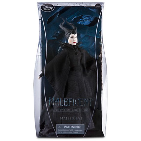 Disney Store - Disney Film Kollektion - Maleficent Puppe