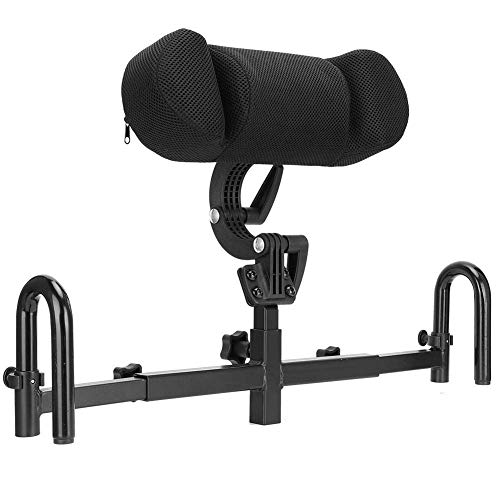 Rollstuhl Kopfstütze Nackenstütze, verstellbare Rollstuhl Kopfstütze Kissen Kopfstütze, Rollstuhl Nackenstütze Kopfpolsterung Rollstuhlkissen(25cm)