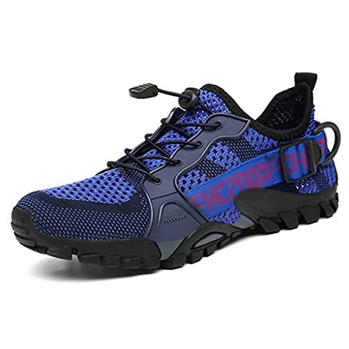 HGFHG Zapatos De Agua Hombres Mujeres Zapato de vadeo de montaña al Aire Libre Calcetines Aqua de Secado rápido Descalzos Sandalias Deportivas de natación Zapatos para Caminar