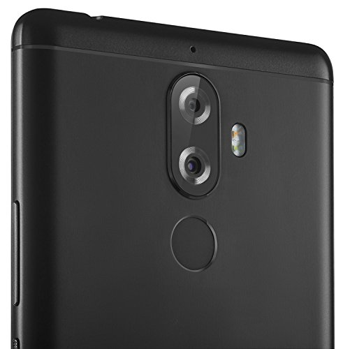 New Lenovo K8 Note Unlocked Dual SIM (4G+4G)- 4GB RAM- (13+5MP) Dual Back Camera- Venom Black