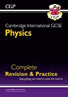 New Cambridge International GCSE Physics Complete Revision & Practice: Core & Extended + Online Ed