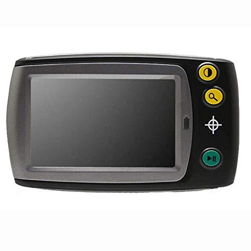 JL 4.3 Zoll LCD Video-Digitallupe Mit 6X-25X Vergrößerung Mit 7 Farbmodi Elektronische Lesehilfe Und LED-Licht Handheld-Digital-Tool