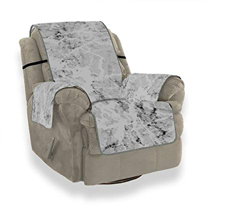 XUGGL Sofa Slipcover Home Fashion Winter Camouflage Pattern Vintage Dirty Slipcover Furniture Protector21 Inch, Ideal Recliner Slipcovers for Pets & Chil