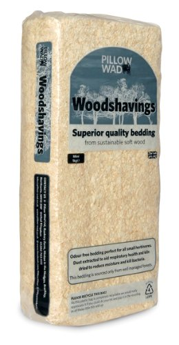 Pillow Wad Softwood Woodshavings, Pack of 10