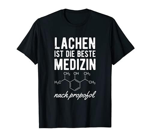 Enfermera Anestesia Medicina estudiante frases divertidas Camiseta