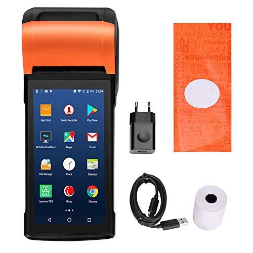 WiFi 4G Android 7.1 PDA TPV Sunmi V2 PDA Esim con la cámara de la Impresora de Recibos de Altavoces para el Mercado móvil Orden,Standardversion