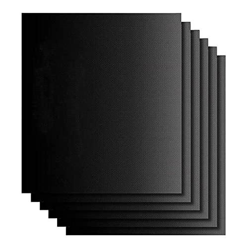 IREGRO Tapis de Cuisson Tapis Cuisson Grill Pad, réutilisable Anti-adhérent téflon Cuisson Mat FDA et LFGB...
