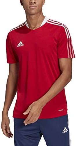 Amazon.com : adidas Men's Tiro 21 Training Jersey : Sports & Outdoors