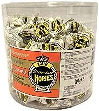 Hopjes Coffee Hard Candy 1 Kg Tub