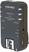 Yongnuo Upgrade YN-622NII Single Transceiver TTL Wireless Flash Trigger Compatible for Nikon Cameras+CONXTRUE LED USB