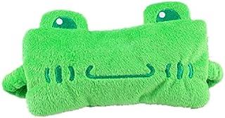 Gent House Lovely Frog Soft Velvet Eye Sleep Mask Sleeping Eye Blinder Shade Cover, Green