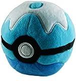 Pokemon Dive Ball 5-Inch Pokeball Plush