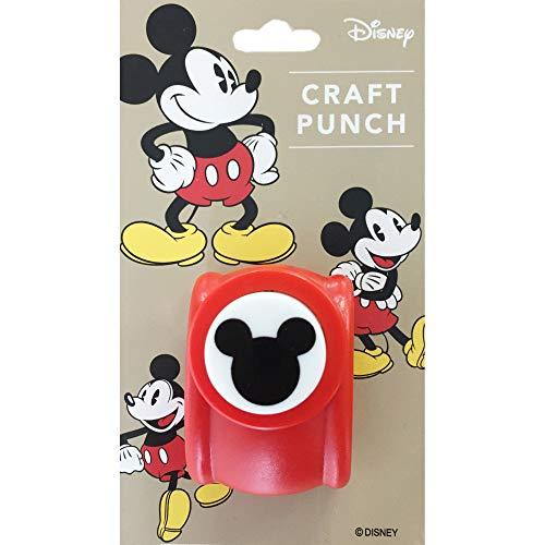 Paper Intelligence Disney(ディズニー) クラフトパンチ ミッキーM 4109631
