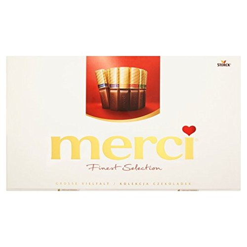 Merci Finest Selection Assorted Chocolates 400g