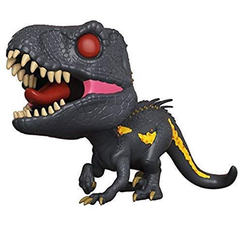 Funko Jurassic World 2 Bad Dinosaur Figurina, Multicolore, 9 cm, 30984