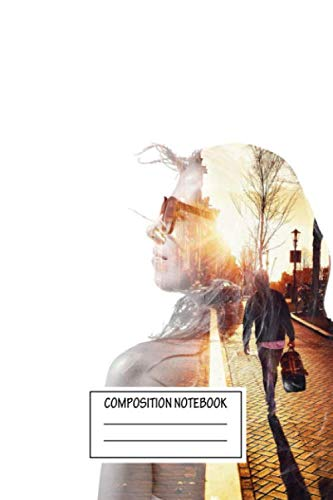 Composition Notebook: Fashion When You Are Gone Photo Wide Ruled Note Book, Diary, Planner, Journal for Writing