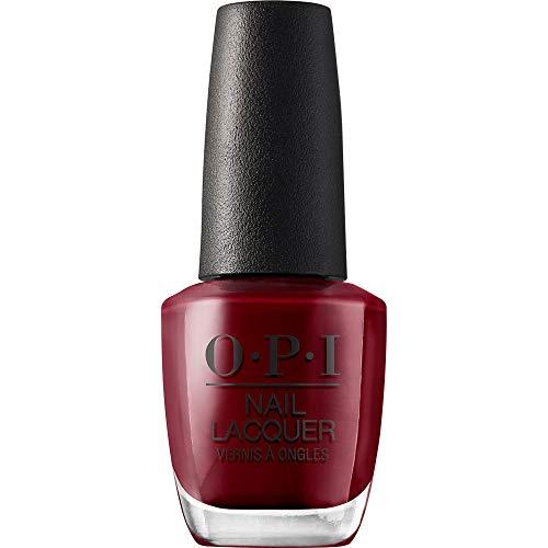 OPI Nail Lacquer, We the Female, Red Nail Polish, Washington DC Collection, 0.5 fl oz