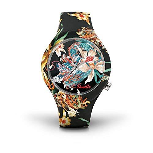 Reloj Doodle Watch Dragon Mood unisex