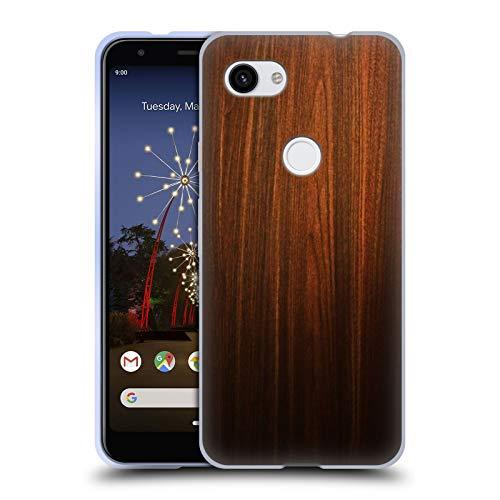 Head Case Designs Ufficiale Nicklas Gustafsson Legno Textures Cover in Morbido Gel Compatibile con Google Pixel 3a