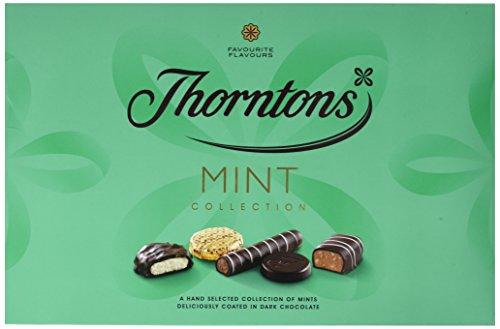 Thorntons menta Cioccolato Collezione, 282g