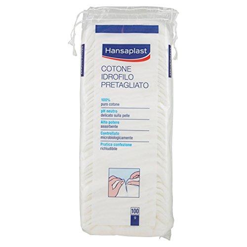 Hansaplast Cotone Pretagliato Idrof 100G