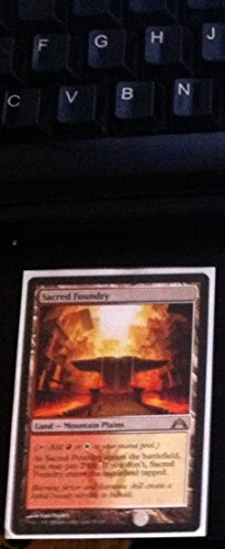 Magic The Gathering - Sacred Foundry (245) - Gatecrash