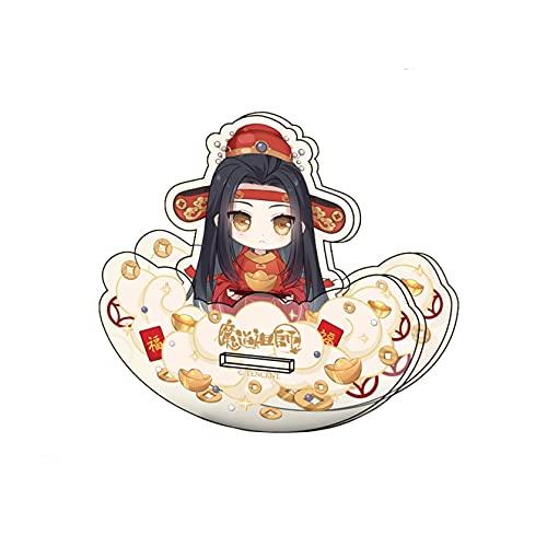 魔道祖師 陳情令 アクリル 揺られる アクリルスタンド ファンギフト 可愛 応援グッズ 小物 萌え萌え 饰り物