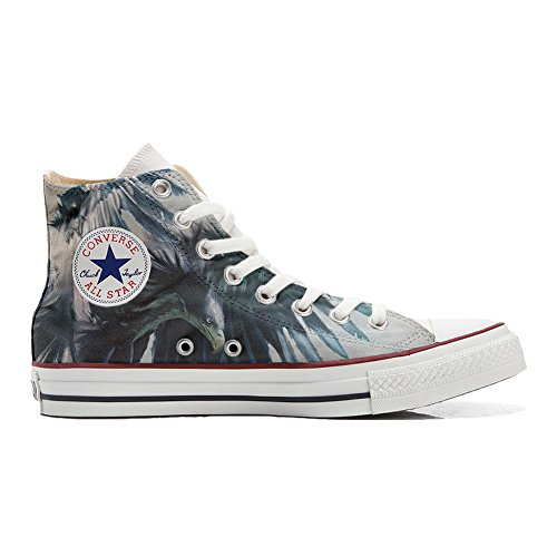 Shoes Sneakers Unisex Original USA personalisierte Schuhe (Handwerk Produkt) Eagle - TG43