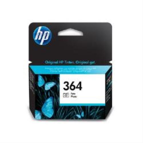 HP Cartucho de tinta CB317EE foto negro 364 Photosmart D5400
