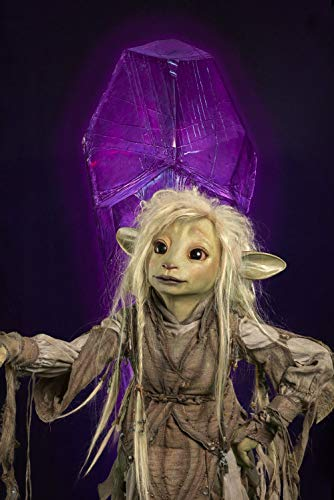 Lionbeen The Dark Crystal Age of Resistance - Movie Poster - Cartel de la Pelicula 70 X 45 cm. (Not A DVD)